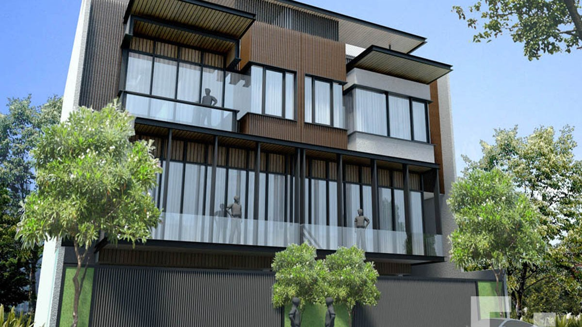 Latest Design of A & T house